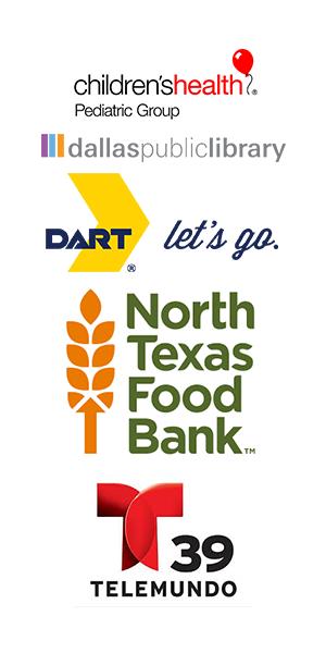 Perot Museum's Community Partner Logos