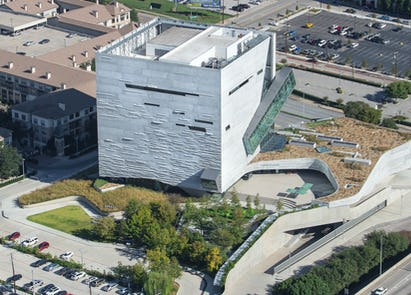 The Building | Perot Museum of Nature and Science