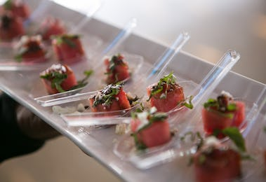Event Catering | Perot Museum of Nature and Science
