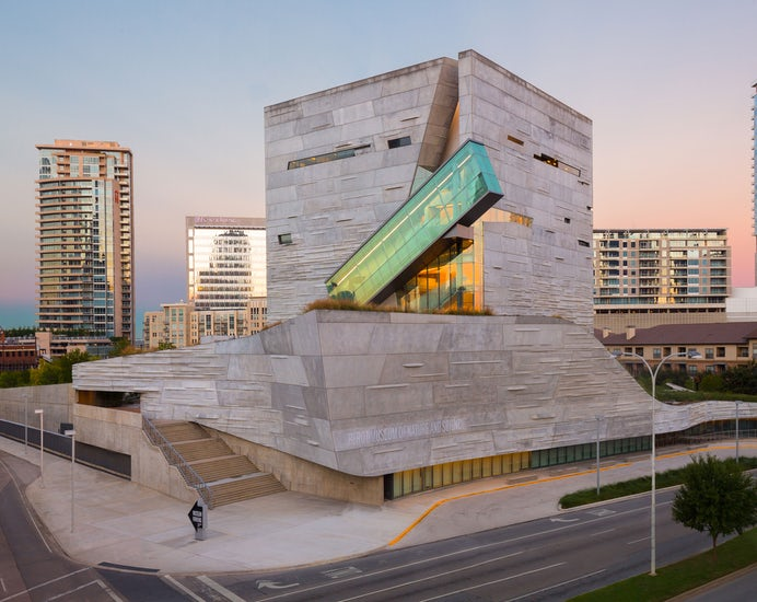 Dallas CityPASS & Discounts   Perot Museum of Nature and Science